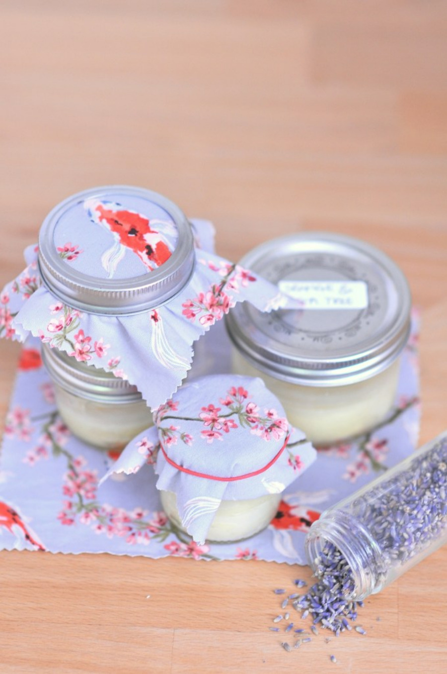 Make Your Own Lanolin Body Balm