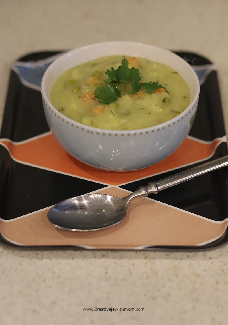 Semolina-soup-Moroccan