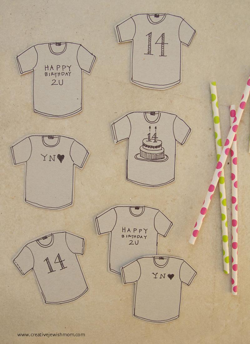 Mini-cardboard-tshirts-craft