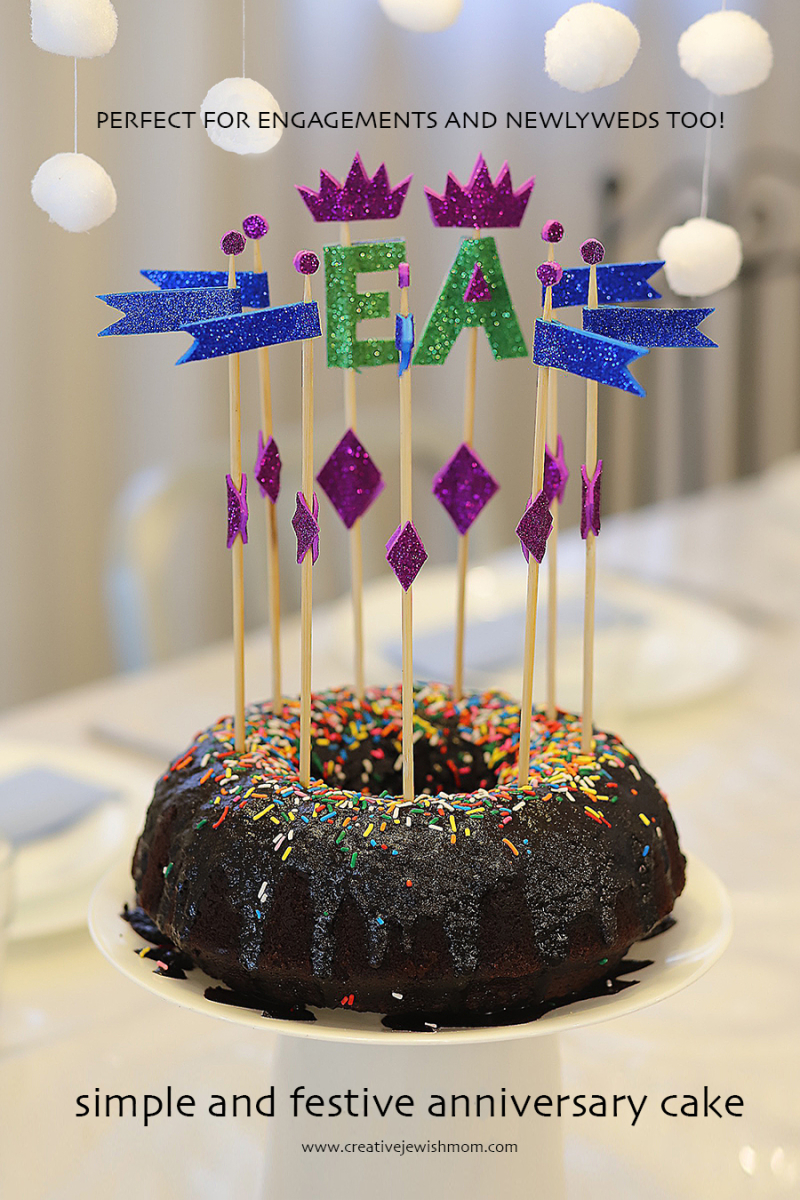 Anniversary-cake-simple