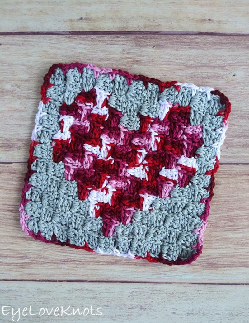 Crochet-heart-washcloth-C2C