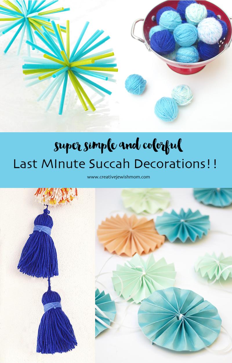 Simple-succah-decorations
