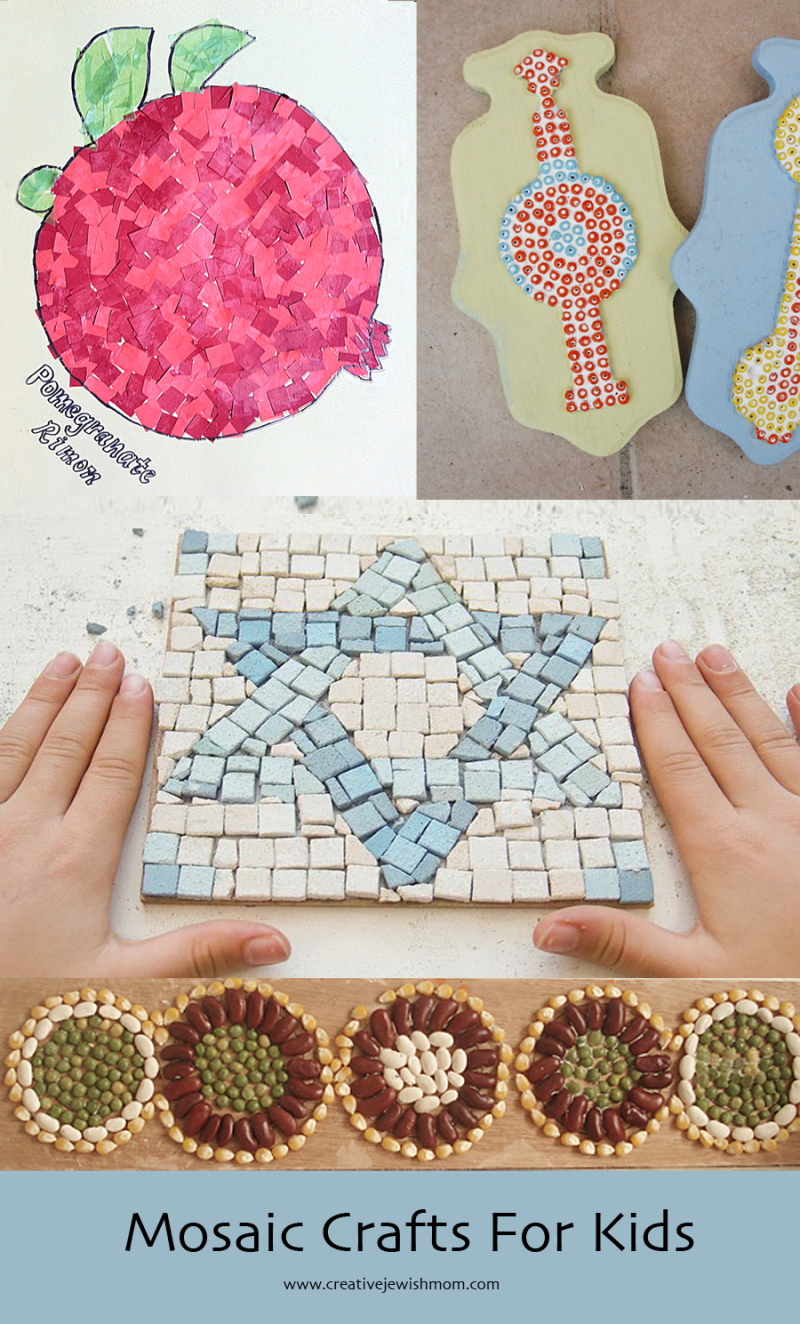 Mosaic-crafts-for-kids