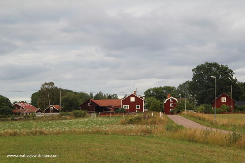 Sweden Farming In Albo