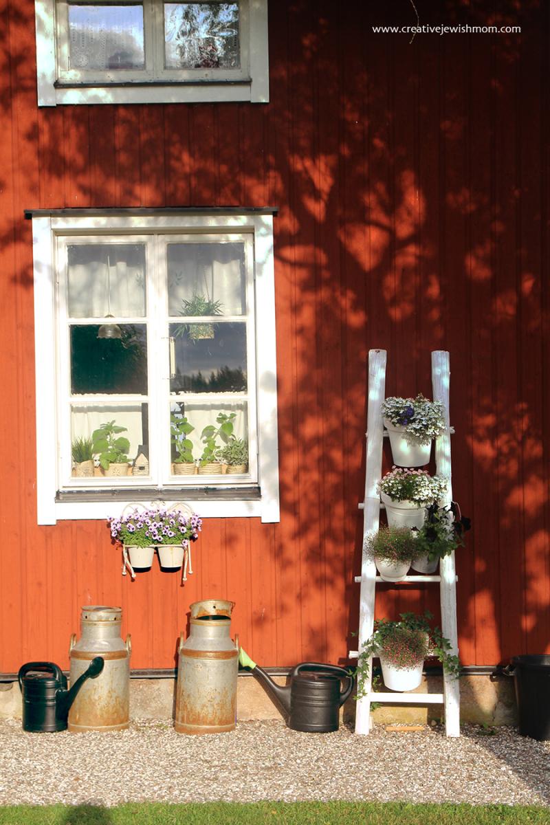 Sweden Farm On Dalalven House Details