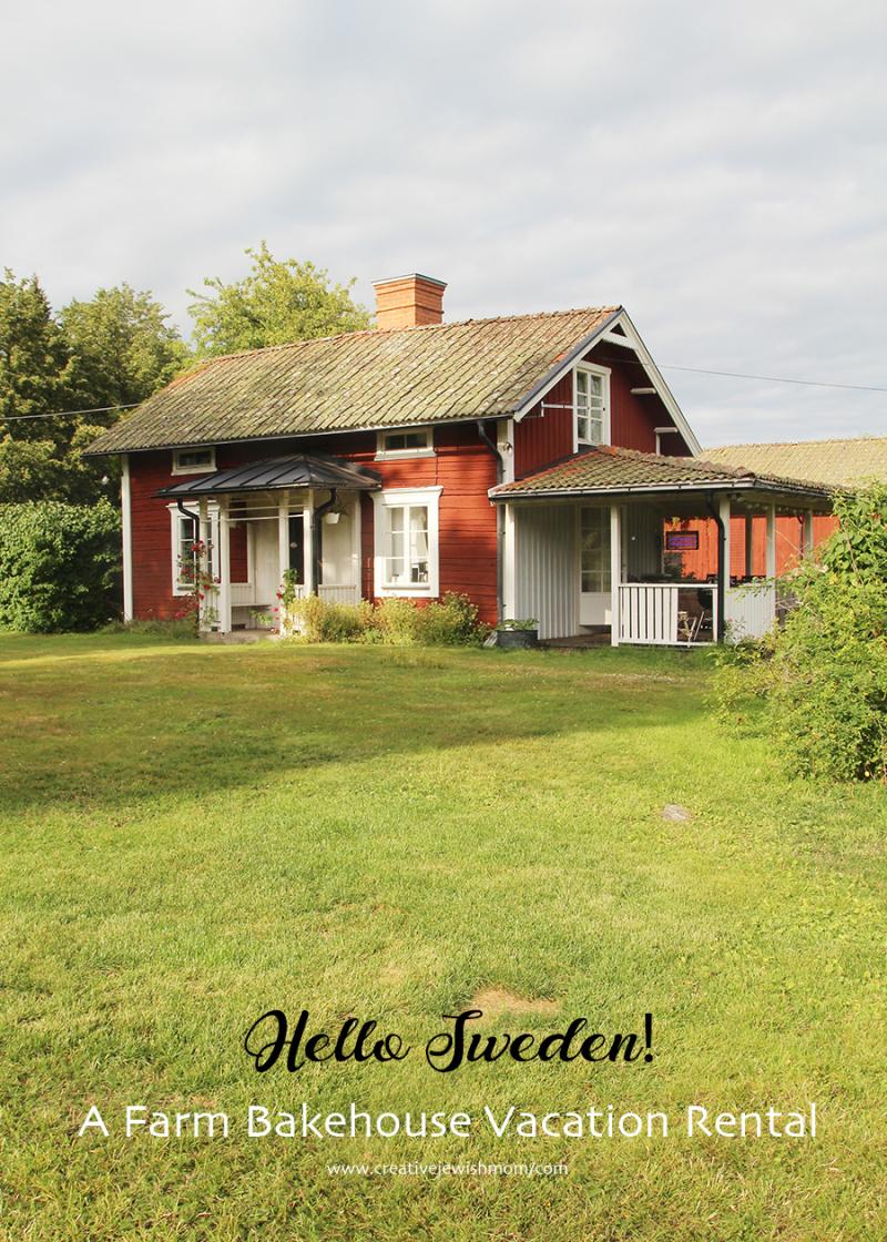 Swedish Farm Bake House Rental