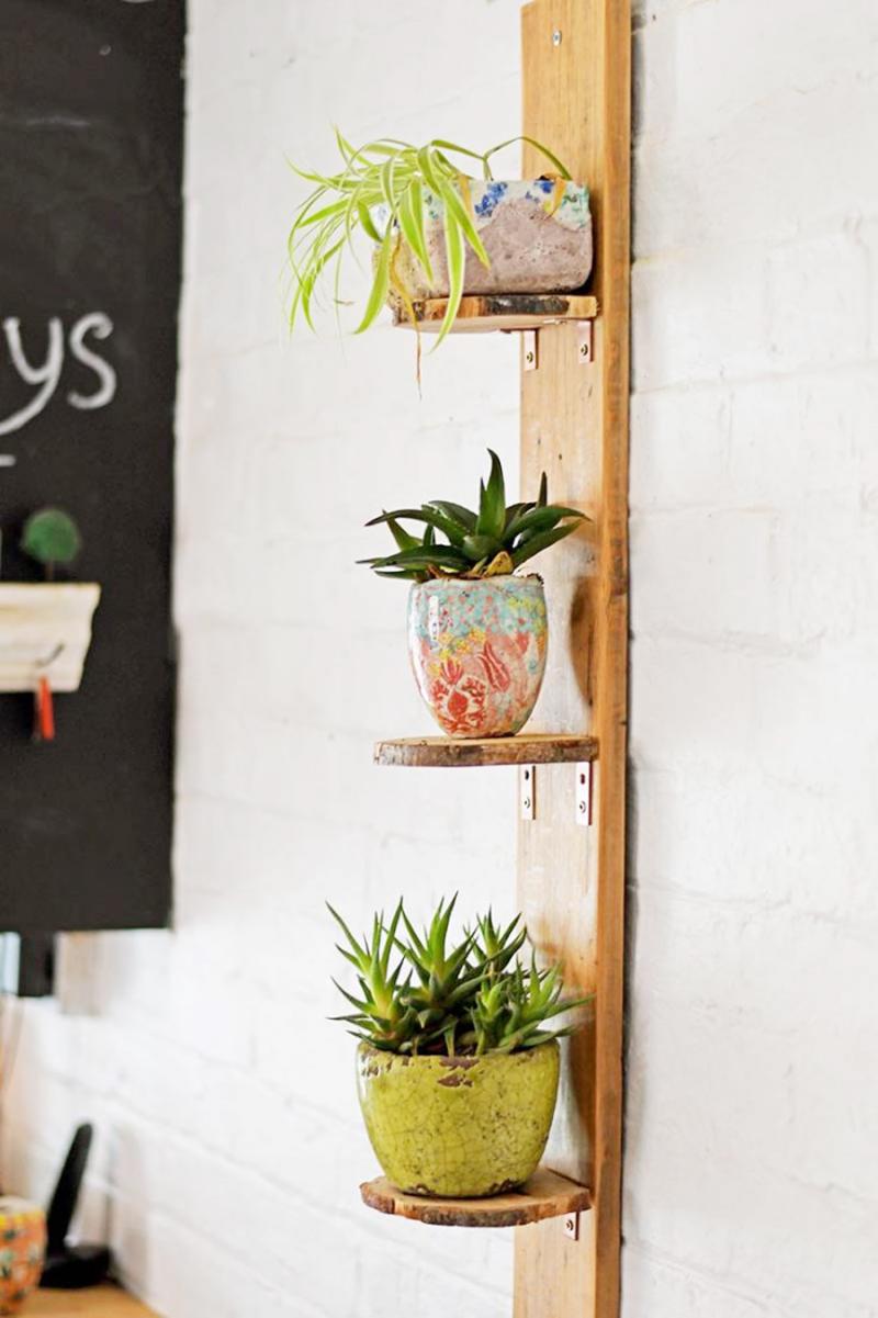 DIY-plant-shelves