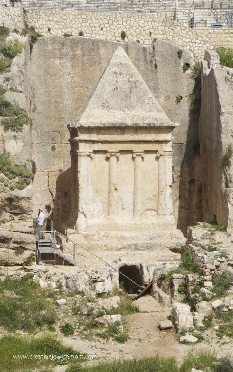 Zechariah's-tomb-jerusalem