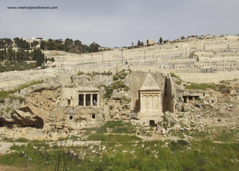 Tomb-of-Zechariah-valley-of-kings