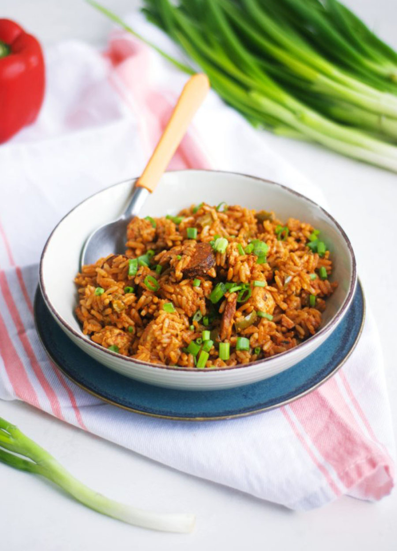 Chicken-jambalaya