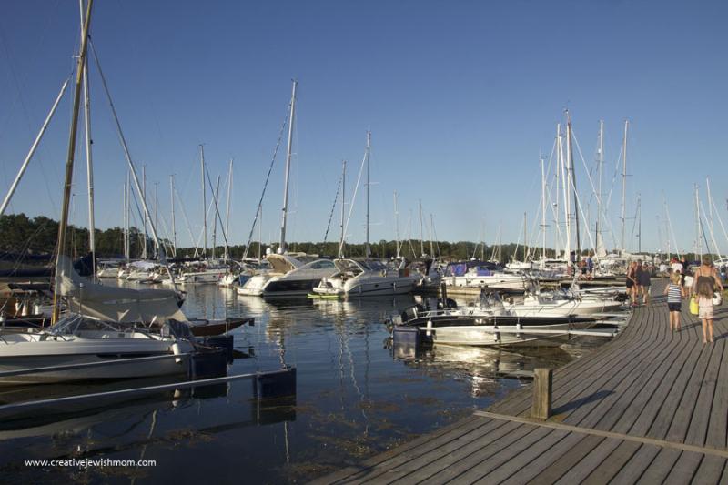 Sandhamn-Island-Yacht-Harbor