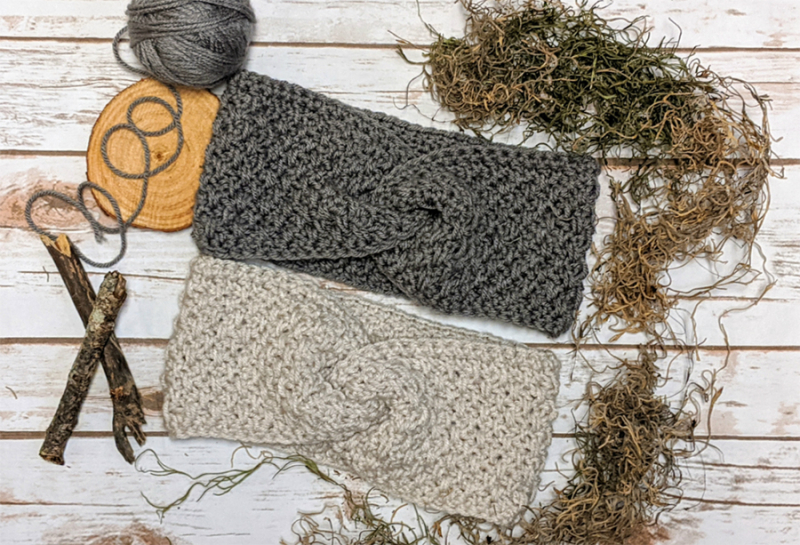 Crocheted-rustic-Earwarmer-