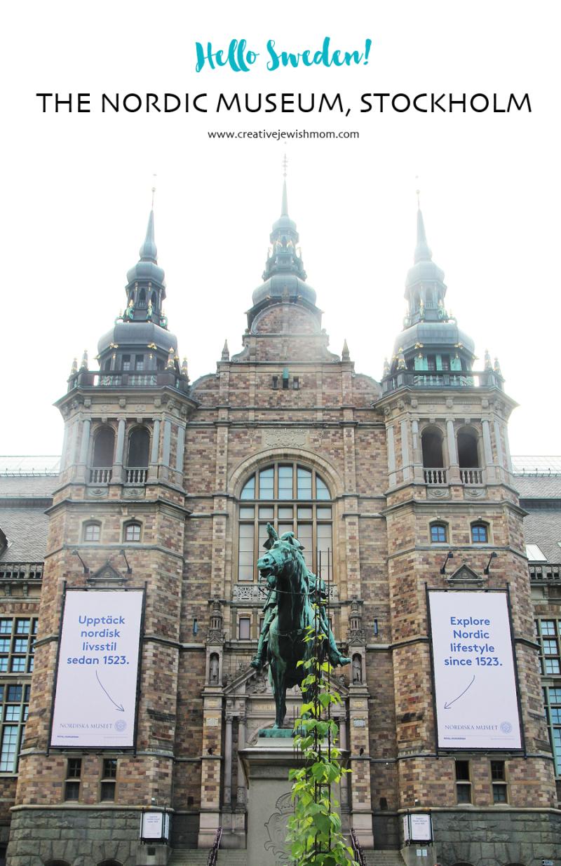 Stockholm-nordic-museum-building