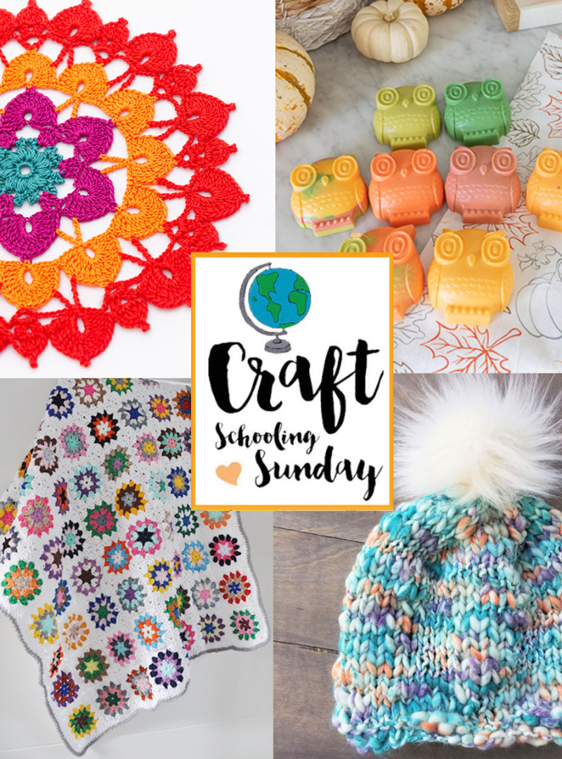 Craft-schooling-sunday-crochet