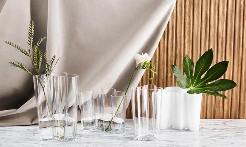 Alvar aalto vase in new color