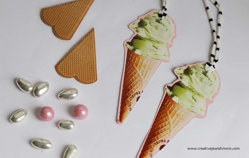 Gift-tags-ice-cream-cone