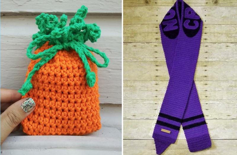 Crochet-crayon-scarf