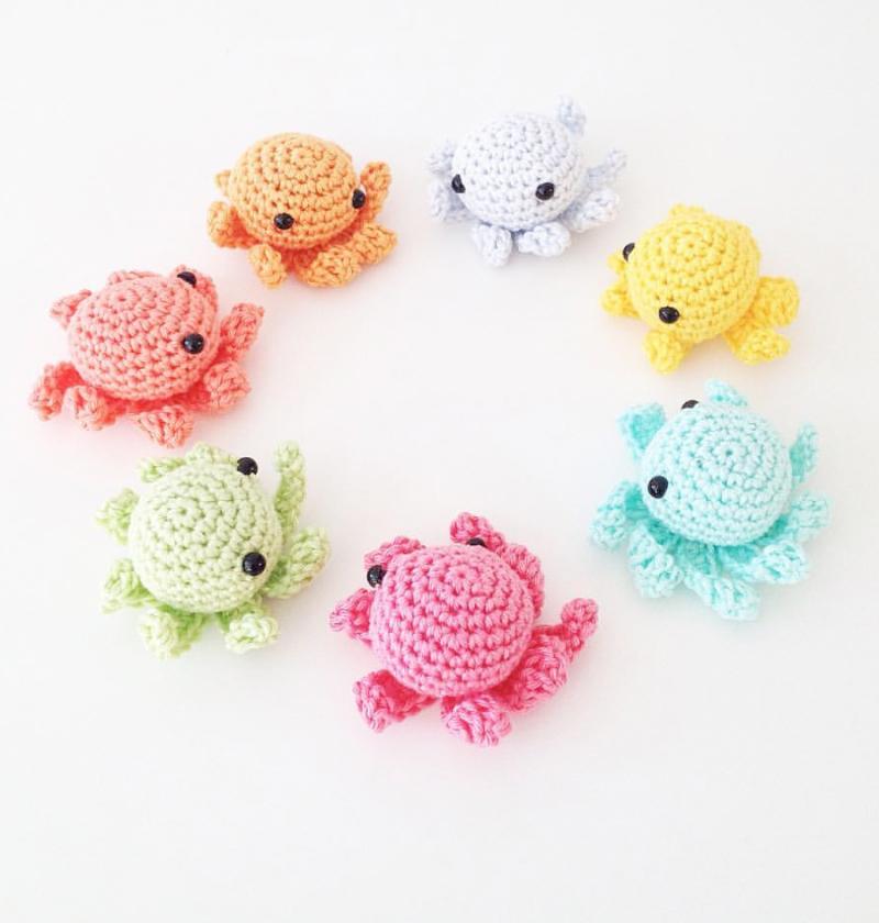 Crochet-octopus-amigurumi