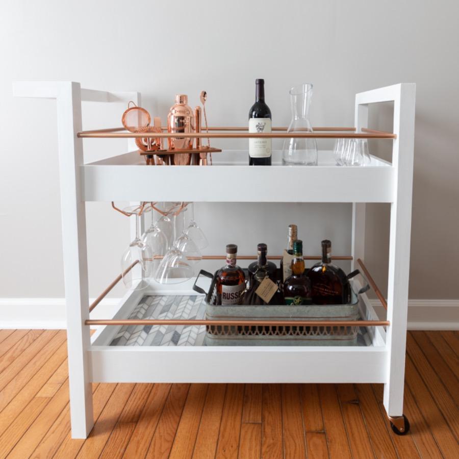 DIY-Bar-Cart-free-woodworking-build-plans-7
