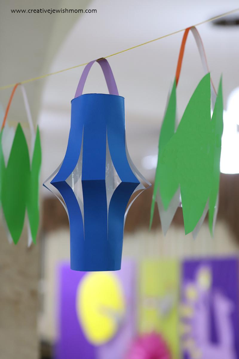 Quick-paper-lanterns-that-hold-shape