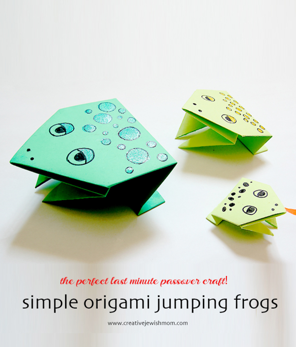 Leaping Frogs on Green Fleece Scarf