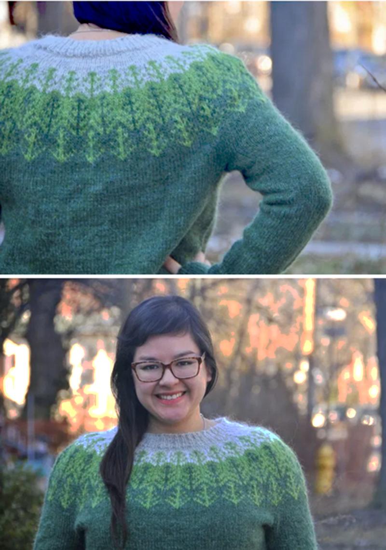 Knit-modern-fair-isle-sweater