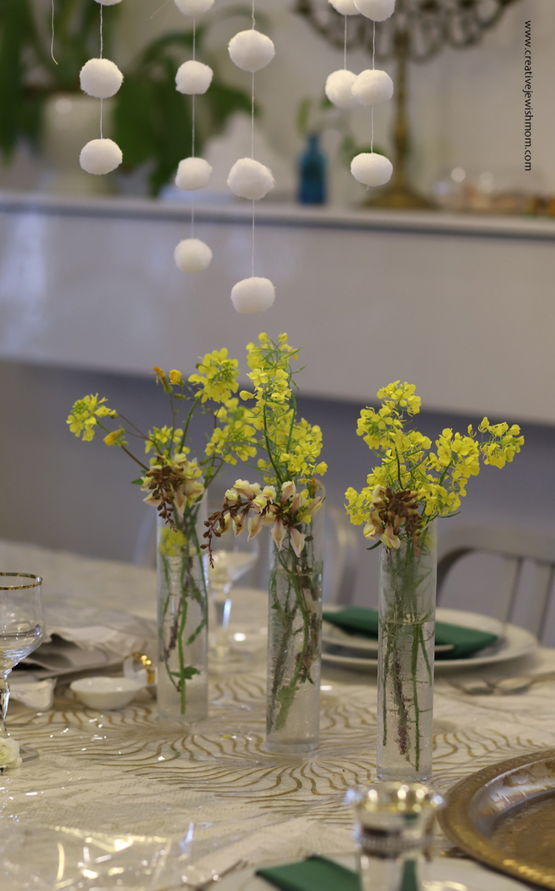 Wild-flower-passover-centerpiece