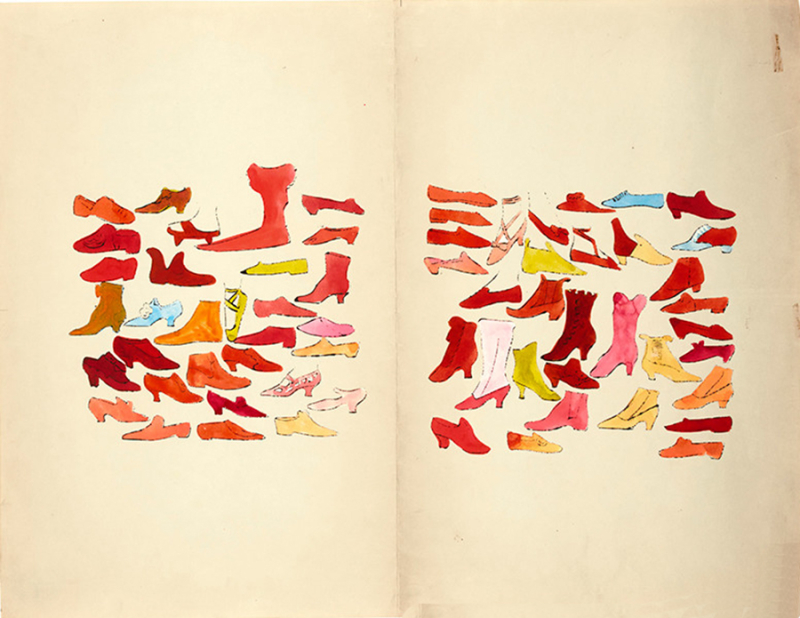 Andy-Warhol-shoes-journal-illustration