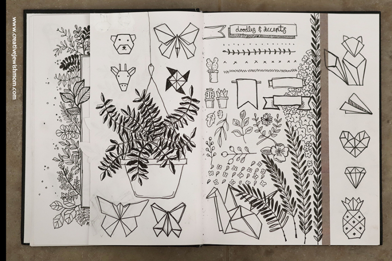Simple-geometric-doodles