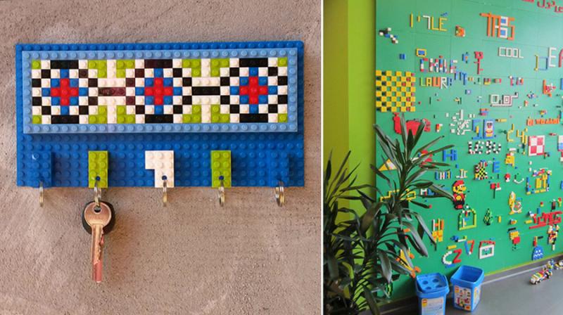 Lego-graffiti-wall-for-waiting-room