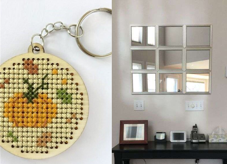 DIY-farmhouse-mirror-hack