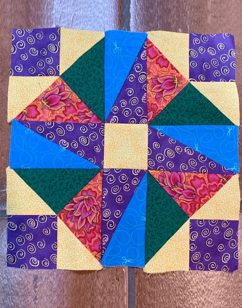 Quilt-square
