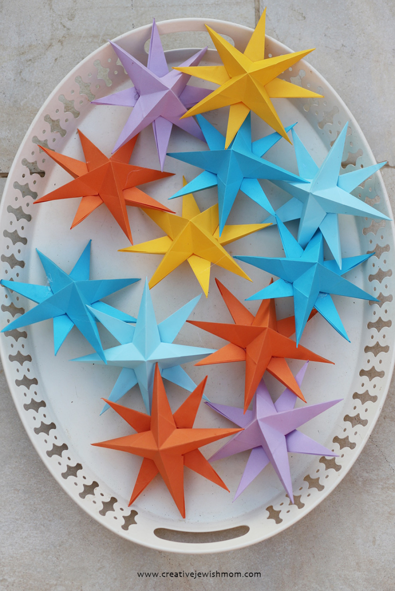 3D-paper-star-with-8-points