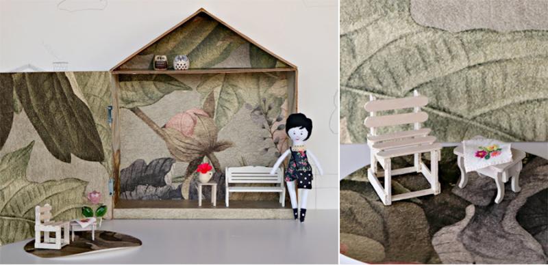Doll-house-shelf