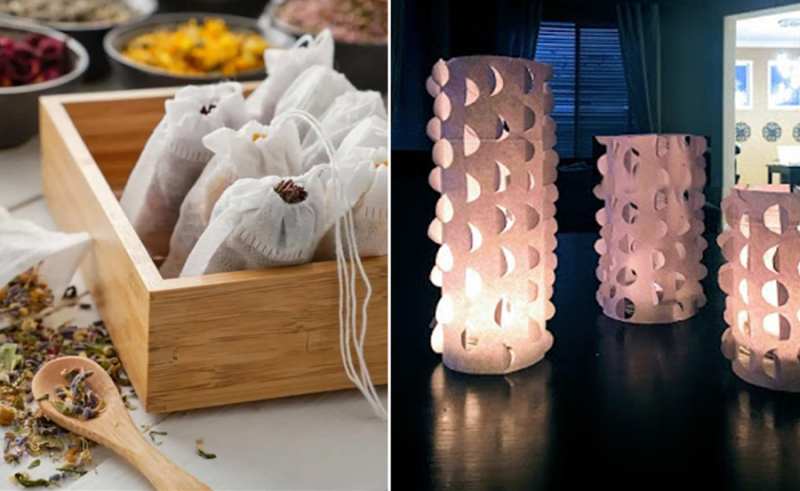Paper-candle-covers