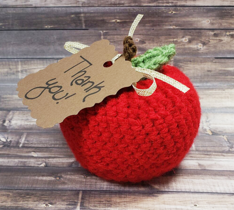 Thank-you-crocheted-apple