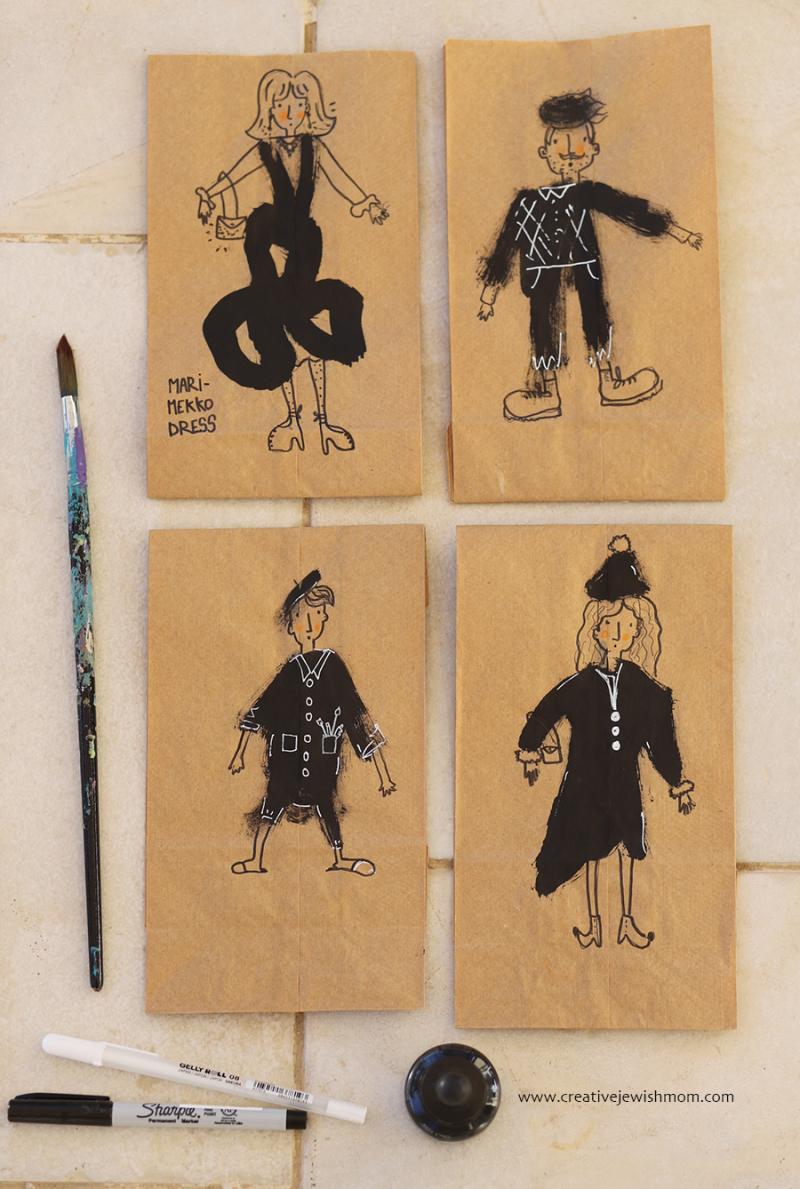 Ink-blob-creative-drawings