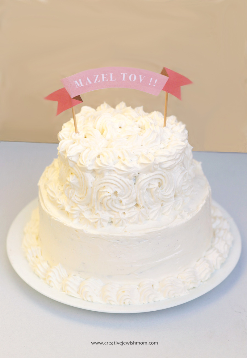 Mazel-tov-cake-topper