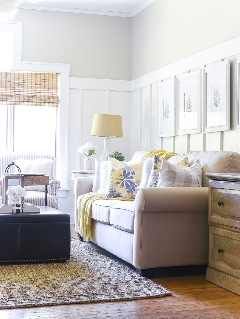 Yellow-gray-decorating-ideas-summer-living-room-@itallstartedwithpaint.com-blog-2-of-27