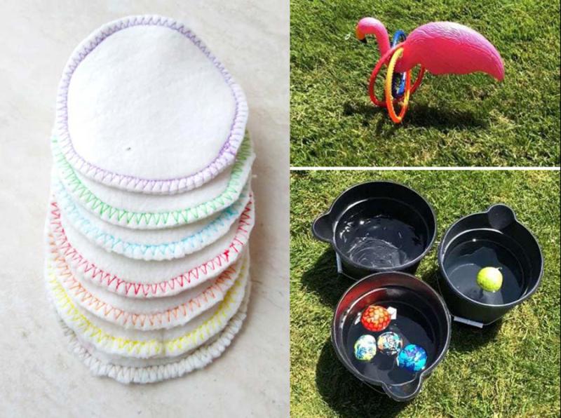DIY-lawn-games diy-reusable-makeup-remover-pads