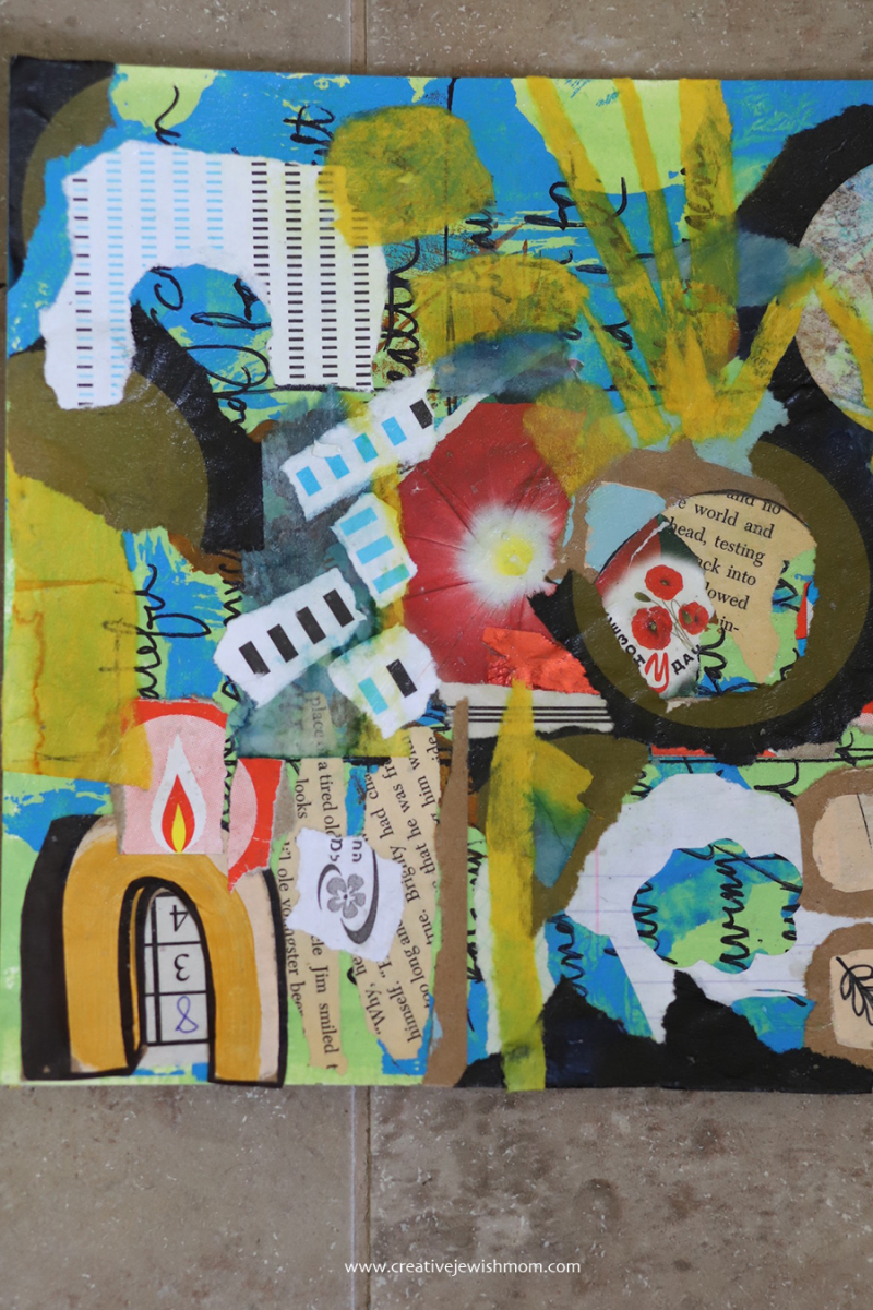 Process-art-collage-for-self-therapy