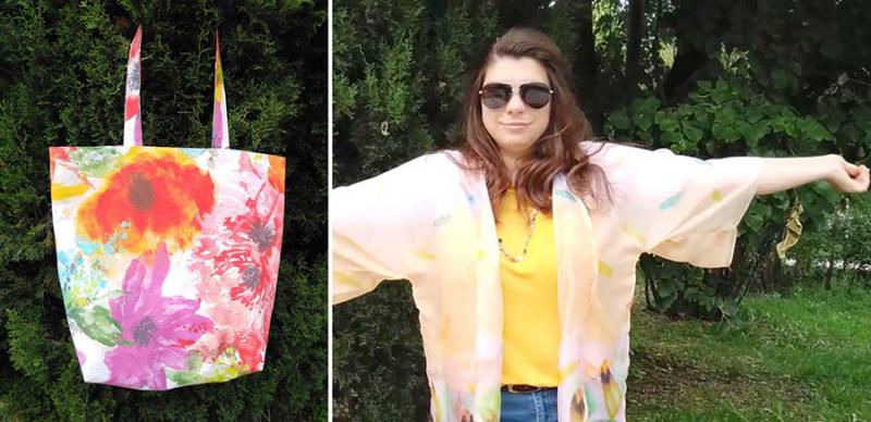 DIY-kimono-blouse DIY-shopping-bag-to-sew