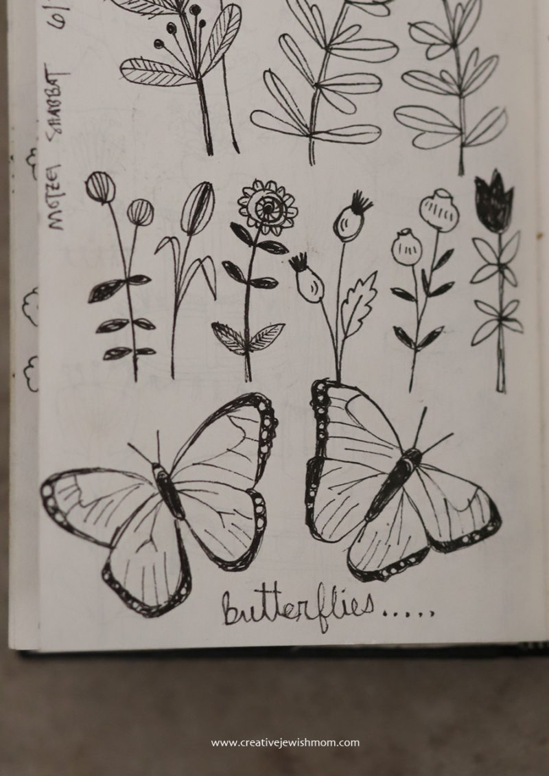 How-to-draw-simple-butterflies