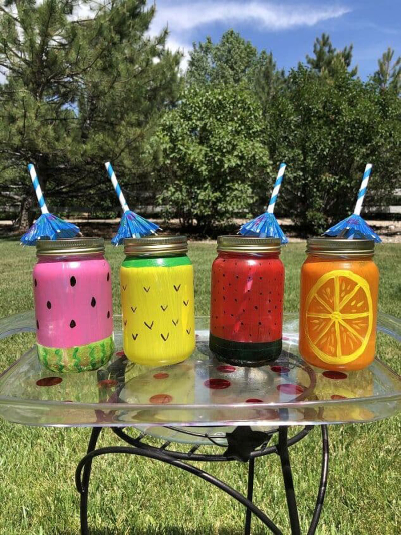 DIY-fruit-mason-jar-glasses