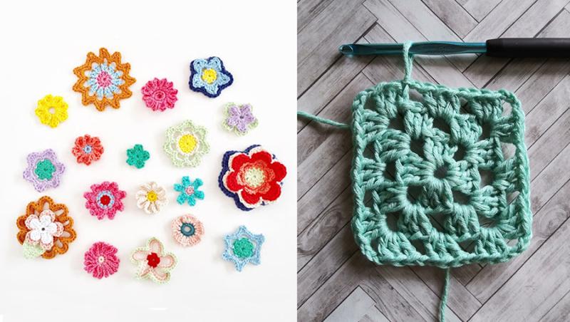 Crochet-flower-free-e-book