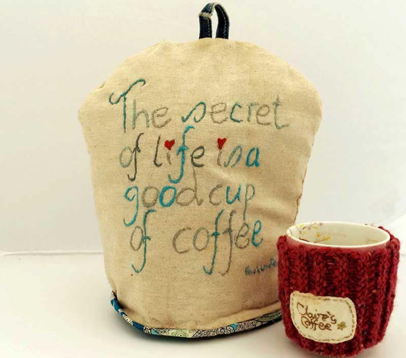 Coffee-pot-cozy-embroidered