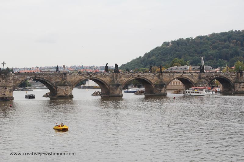 Prague-Charles-Bridge-From-Up-River