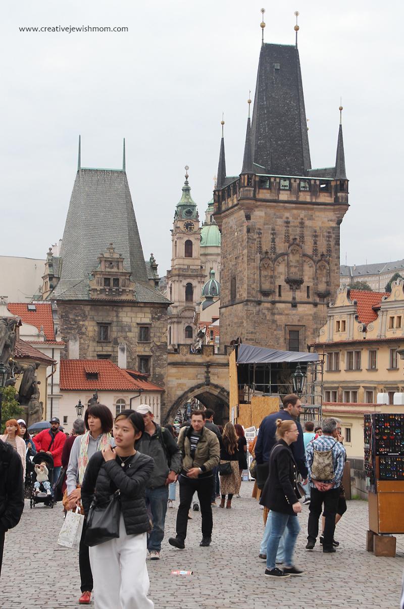 Prague-Charles-Bridge-Tower-Castle-Side