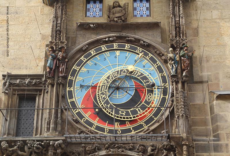 Prague-Astronomical-Clock-Old-town-square