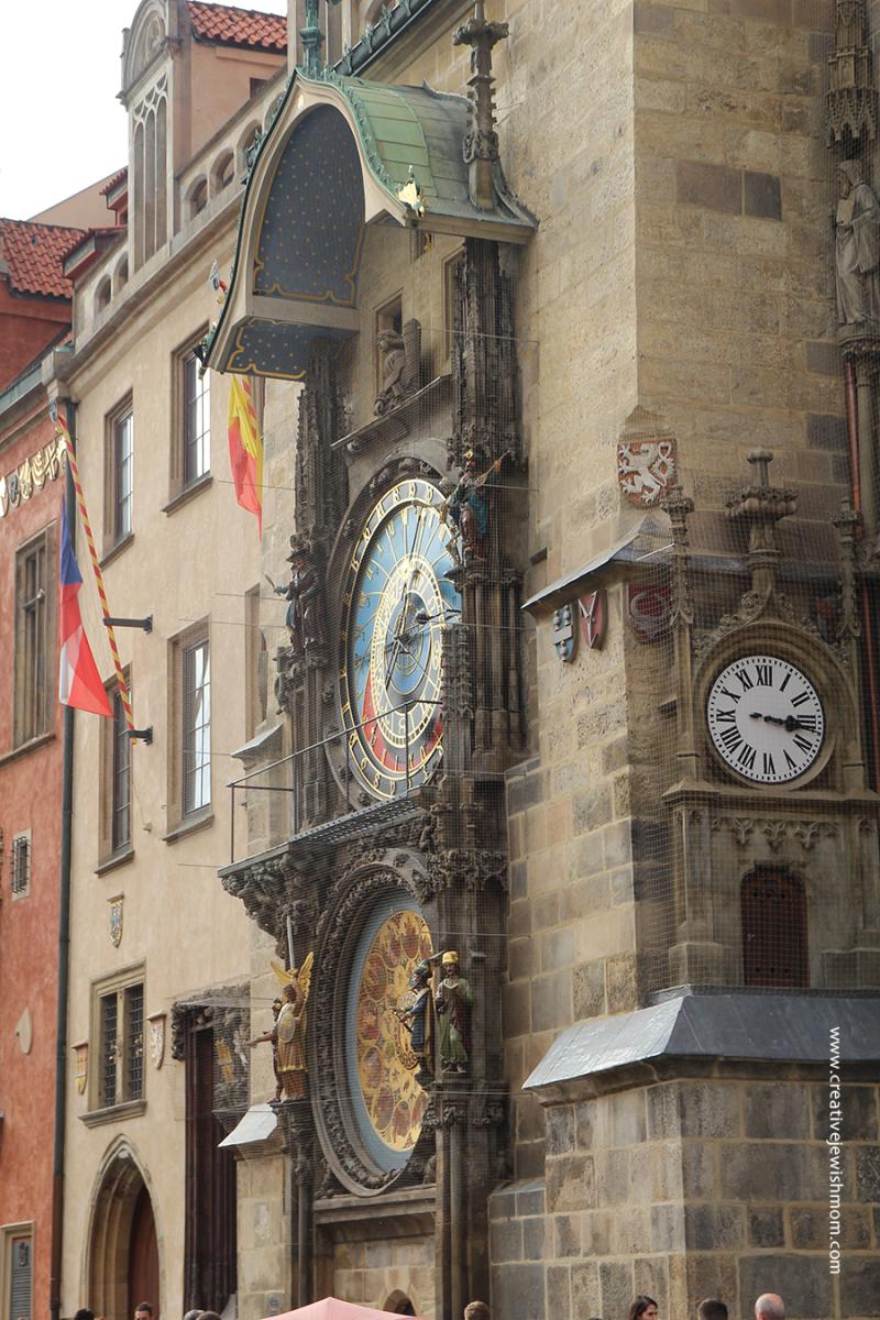 Prague-Astronomical-Clock-Side-View
